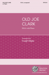 Old Joe Clark (SSAA)