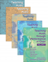 Teaching Music through Performance in Choir - Volumes 1–5: Books Only Bundle