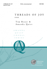 Threads of Joy (SSAA)