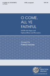 O Come, All Ye Faithful (Vocal Score)