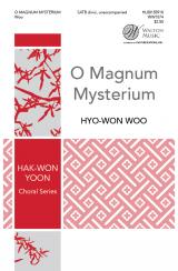 O Magnum Mysterium (SATB divisi)