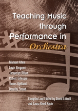 Teaching Music through Performance in Orchestra - Volume 1