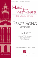 Peace Song - SSAATTBB edition