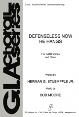 Defenseless Now He Hangs