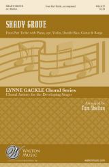 Shady Grove (Vocal Score)