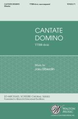 Cantate Domino (TTBB)
