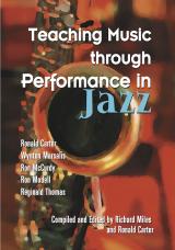 Teaching Music through Performance in Jazz - Volume 1