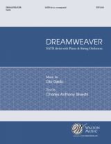 Dreamweaver - Vocal Score