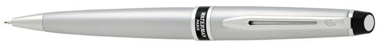 Waterman Expert Brushed Chrome .5mm Pencil