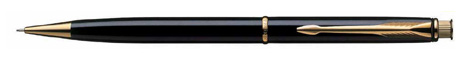 Parker Insignia Matte Black GT .5mm Pencil