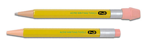 Acme Collezione Materiali Pen & Pencil Set