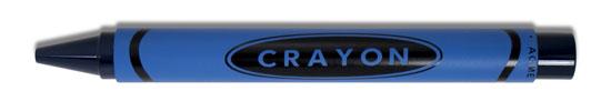 Acme Collezione Materiali Blue Crayon Rollerball Pen