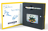 Acme Beatles Magical Mystery Tour Set  Rollerball Pen