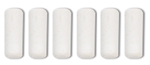 Acme Refills Erasers for 4FP Four Function Pen 6 Pack  Pencil
