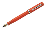 Conklin Glider Coral Orange Medium Point Fountain Pen