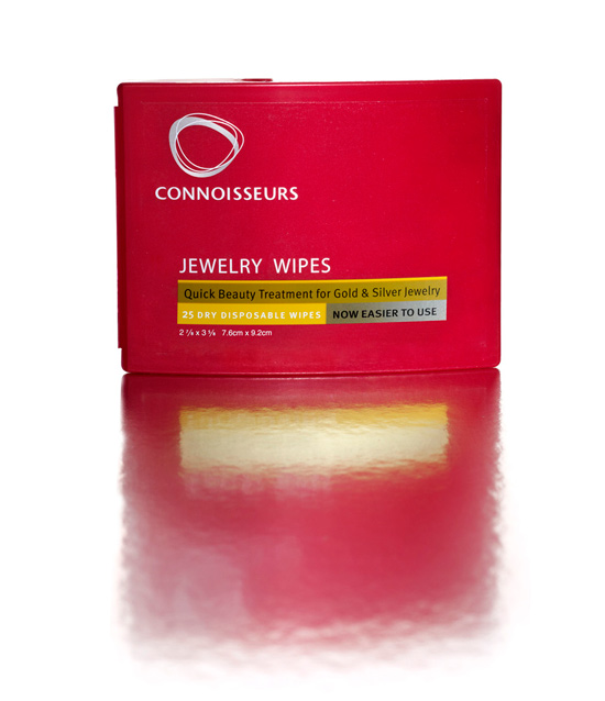 Connoissuers Silver & Metal Care Pen and Jewelry Wipes  Cleaner