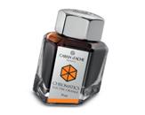 Caran D'ache Refills Chromatics Electric Orange  Bottled Ink