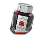 Caran D'ache Refills Chromatics Infra Red  Bottled Ink