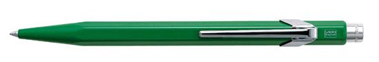 Caran D'ache Metal Collection Green   Ballpoint Pen