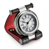 Dalvey Clock Travel Series - Red