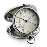 Dalvey Clock Grand Odyssey Stainless