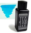 Diamine Refills Turquoise 30mL  Bottled Ink