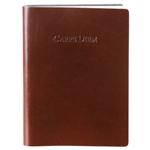 Eccolo Essential Collection Dark Brown Carpe Diem  Journal