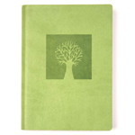 Eccolo Essential Collection Green Tree of Life  Journal