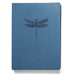 Eccolo Essential Collection Blue Dragonfly  Journal