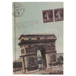 Eccolo Passport Arc de Triomphe  Journal