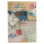 Eccolo Passport Postcard from Paris  Journal