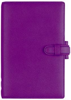 Filofax Bloomsbury Purple  Personal Organizer