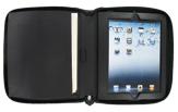 Filofax Pennybridge Black iPad Holder   A5 Organizer