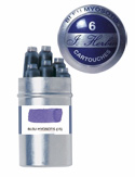 J. Herbin Refills Bleu Myosotis  Fountain Pen Cartridge