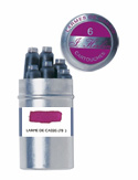 J. Herbin Refills Larmes De Cassis  Fountain Pen Cartridge