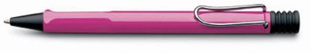 Lamy Safari Pink Ballpoint Pen