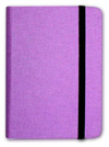 Letts of London Noteletts Medium 6 x 4 Blank Lilac  Notebook