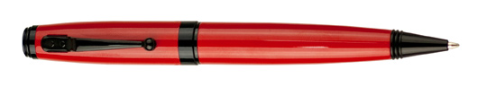 Monteverde Invincia Color Fusion Spitfire Red  Ballpoint Pen