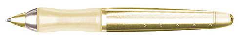 Sensa Minx Geneva Gold  Ballpoint Pen
