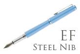 Nemosine Fission Classic Blue Extra Fine Point Fountain Pen
