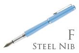 Nemosine Fission Classic Blue Fine Point Fountain Pen