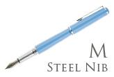 Nemosine Fission Classic Blue Medium Point Fountain Pen