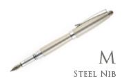 Nemosine Neutrino Nickel Medium Point Fountain Pen