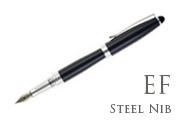 Nemosine Neutrino Navy Extra Fine Point Fountain Pen