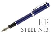 Nemosine Singularity Blueberry Extra Fine Point Fountain Pen
