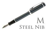 Nemosine Singularity Granite Grey Medium Point Fountain Pen