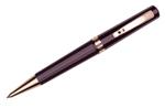 Omas Arte Italiana Maroon Rose Gold Trim  Ballpoint Pen