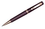 Omas Arte Italiana Maroon Rose Gold Trim  Pencil