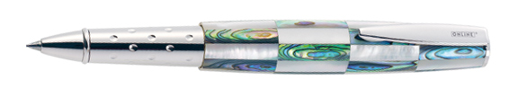 Online Pearl Inspirations Mother of Pearl  Rollerball Pen