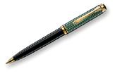 Pelikan Souveran 300 Black/Green GT .7mm Pencil